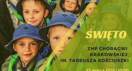 Święto ZHP Chorągwi Krakowskiej 2019