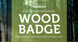 """Kurs Podharcmistrzowski """"Wood Badge"""""""
