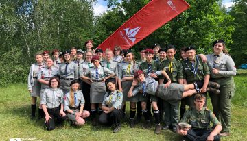 Małopolska reprezentacja naWorld Scout Jamboree wUSA