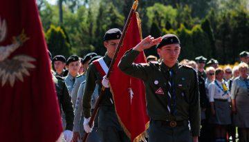 Chorągwiane szkolenie sztandarowe