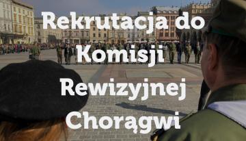 Rekrutacja doKomisji Rewizyjnej Chorągwi