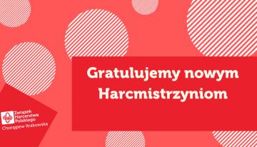 Gratulujemy nowym Harcmistrzyniom!