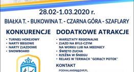 VI Ogólnopolski Harcerski Dzień Śniegu 28.02.-1.03.2020 r.