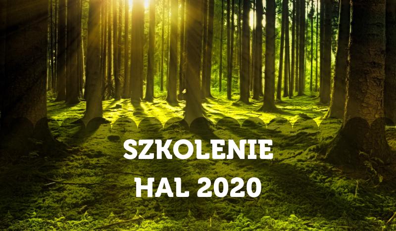 Szkolenie HAL 2020
