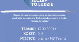 Seminarium dla komend szczepów Szczep toludzie